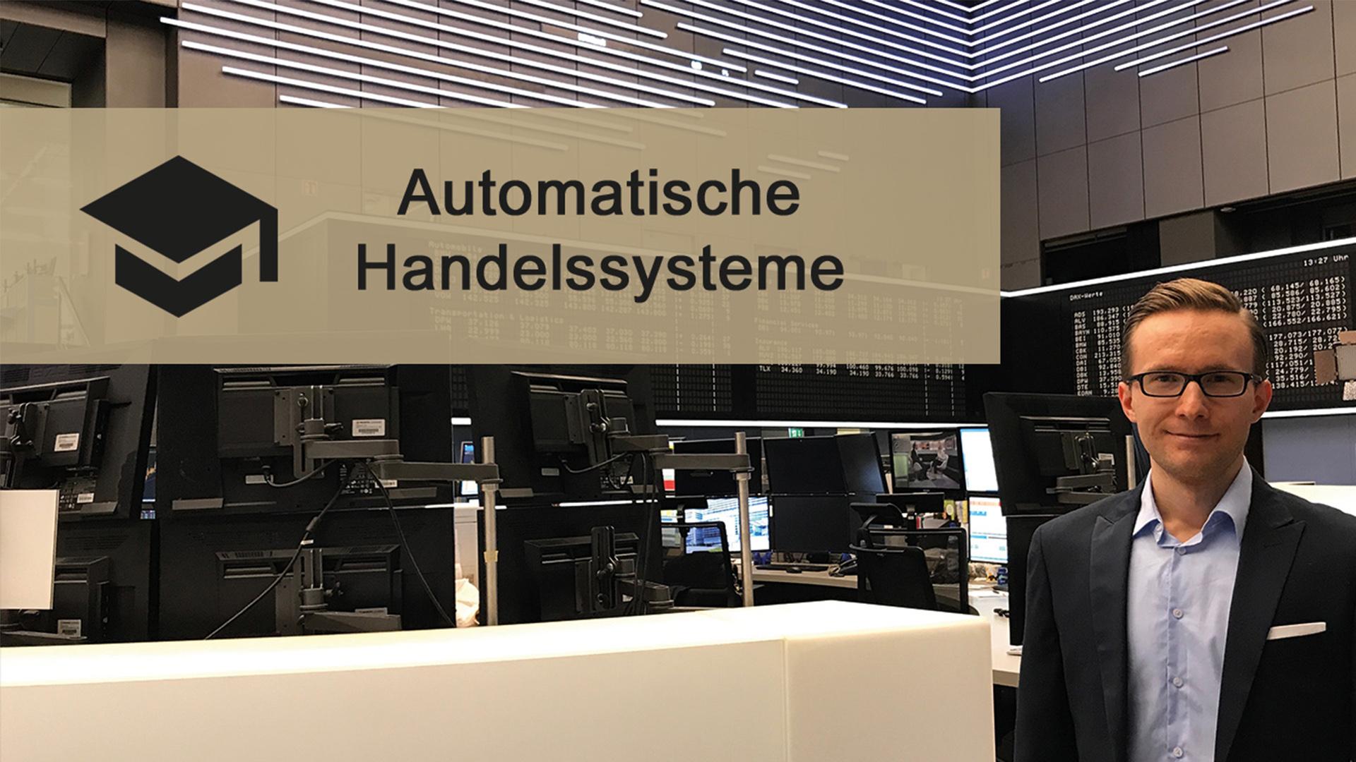 Automatische Handelssysteme: Barthel Invest e.K.